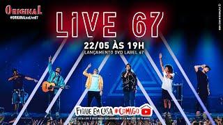 Baixar Live Atitude 67 – lançamento do DVD Label 67- #FiqueEmCasa e Cante #Comigo