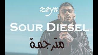 ZAYN-Sour Diesel مترجمة للعربية