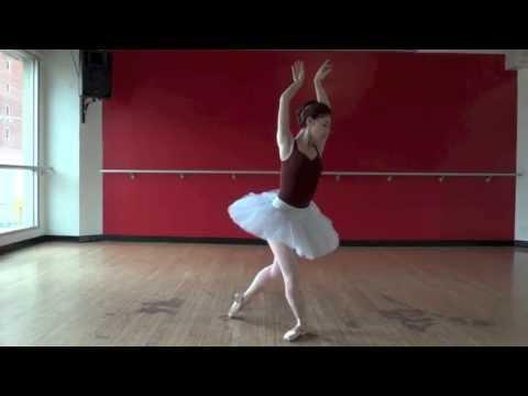 Alexandra Adomaitis  Ballet Reel