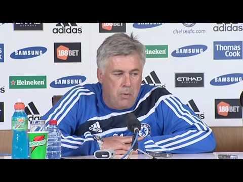 Ancelotti says Shevchenko will leave Chelsea