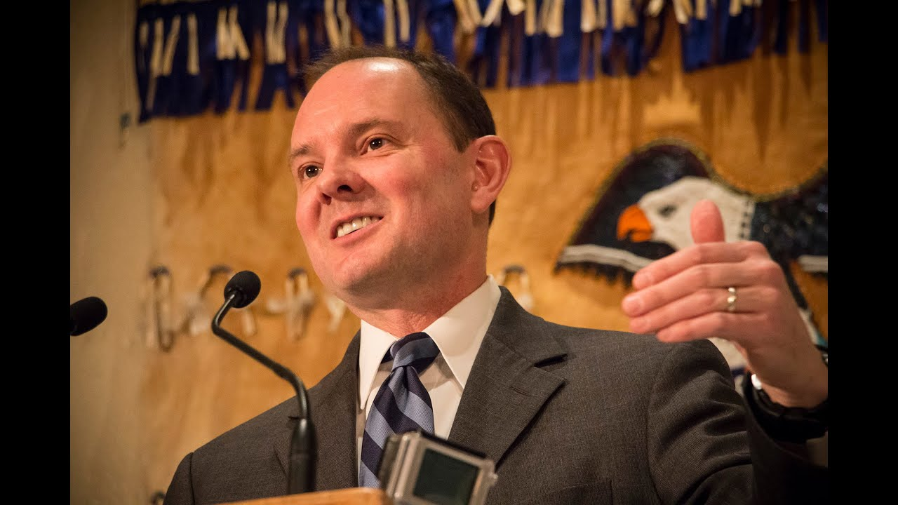 Kevin Washburn, Assistant Secretary of Indian Affairs addresses TCC 2015  Convention