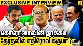 Ravindran Duraisamy Interview about recent Political Events