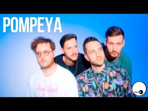 Интервью с группой Pompeya   Бочка music