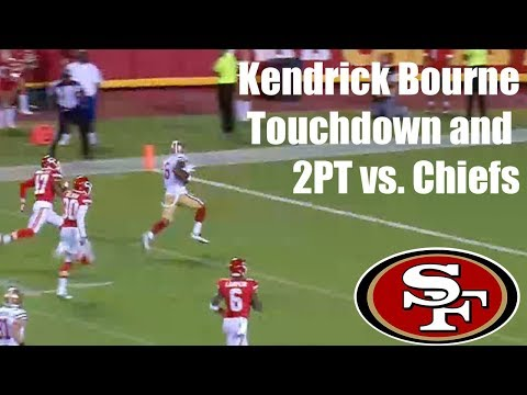 49ers First TD of 2017 Preseason vs. Chiefs