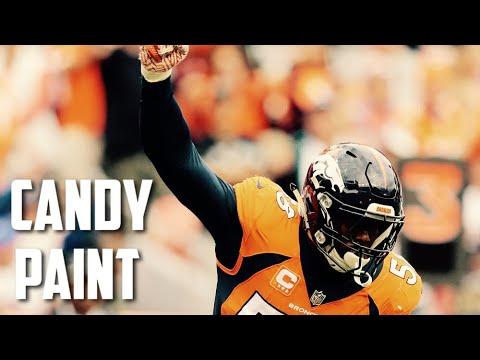 """Von Miller Highlights """"Candy Paint"""" (Clean)"""
