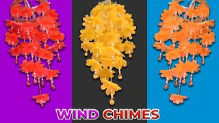 How to Make Wind Chimes Using Shopping Bag or Paper | Make Wind Chimes Using Shopping Bag | Etis Etc