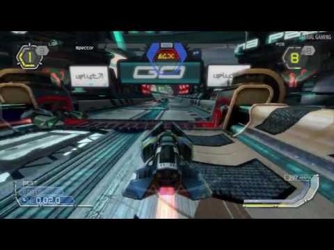 The Fraxial Show: Episode 39 [ Wipeout HD ]