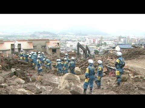 Japan Landslides - no comment
