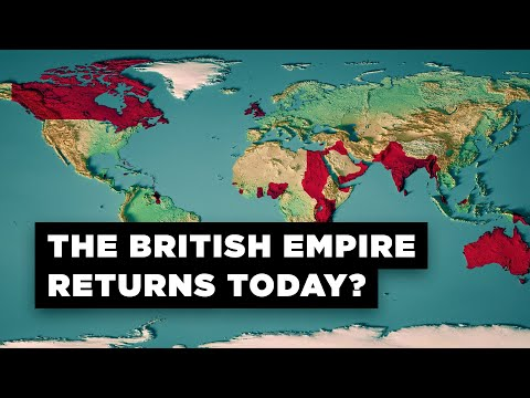 What if the British Empire Reunited Today?