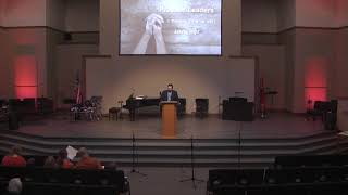 Jarvis Wipf | Praying For Leaders (11-25-18)