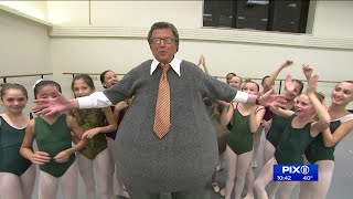 Mr. G goes to 'The Nutcracker' rehearsal