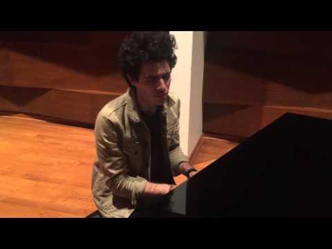 Marc Scibilia - Jericho (post-show on piano)