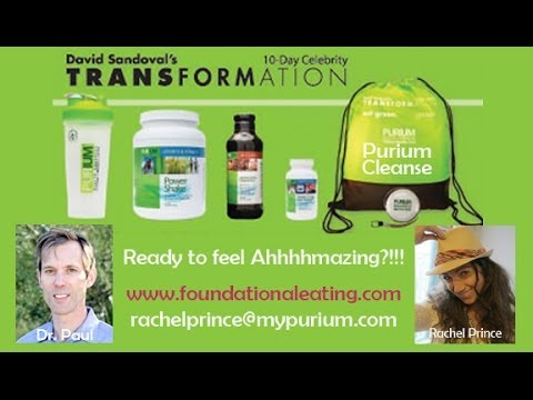 Purium 10 Day Transformation Cleanse Kit Products & Review