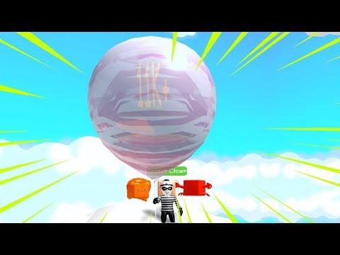 CHỈ CẦN 1 TRÁI BONG BÓNG PHÁ ĐẢO GAME | Balloon Simulator