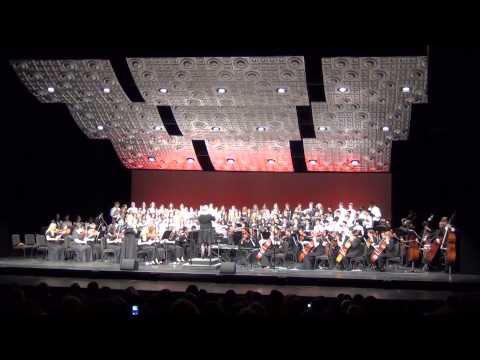 BGHS Choir & Orchestra Performs: Gloria Qui Sedes Ad Dexteram