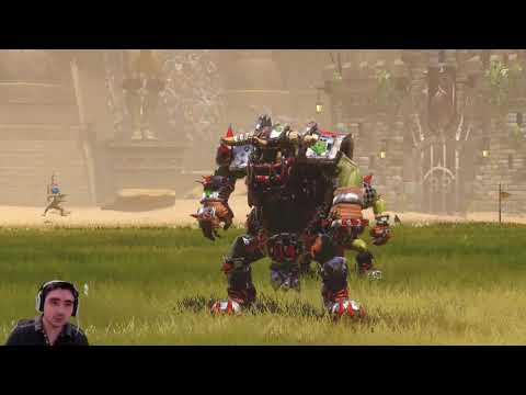 Twitch streamed Orcs: Game 29