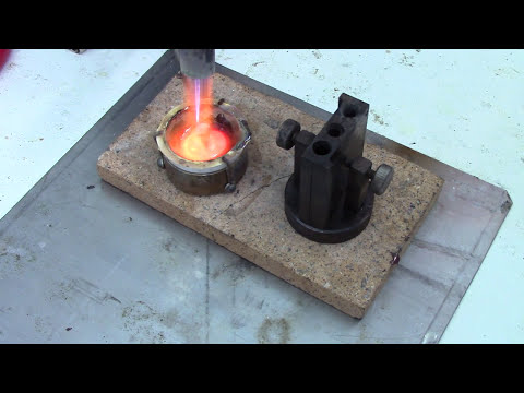 Как сделать стерлинговое серебро 925