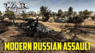 Red Rising - Modern Russian Assault