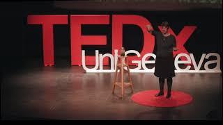 Au commencement était la mousse  | Anne Morel | TEDxUniGeneva