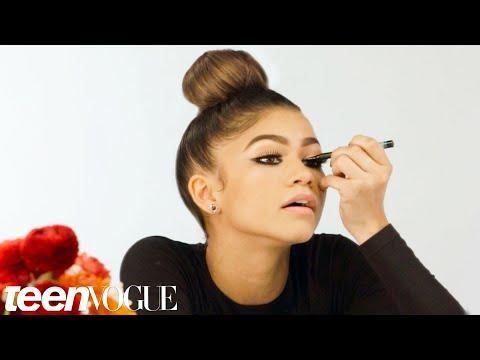 Zendaya Shares Her Top Makeup Tips