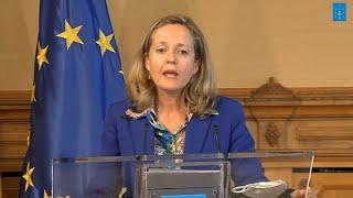 Calviño reitera que todavía no hay acuerdo sobre el SMI