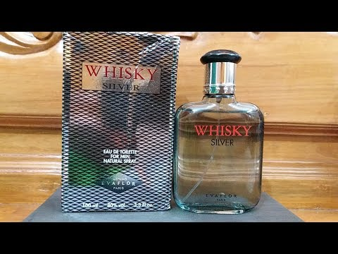 Whiskey Silver Fragrance Review