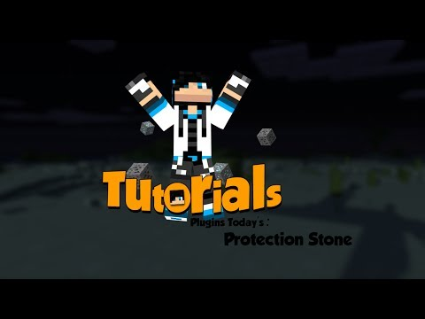 [ปลั๊กอิน] Minecraft Plugins : Protection Stone [แบบระเอียด]