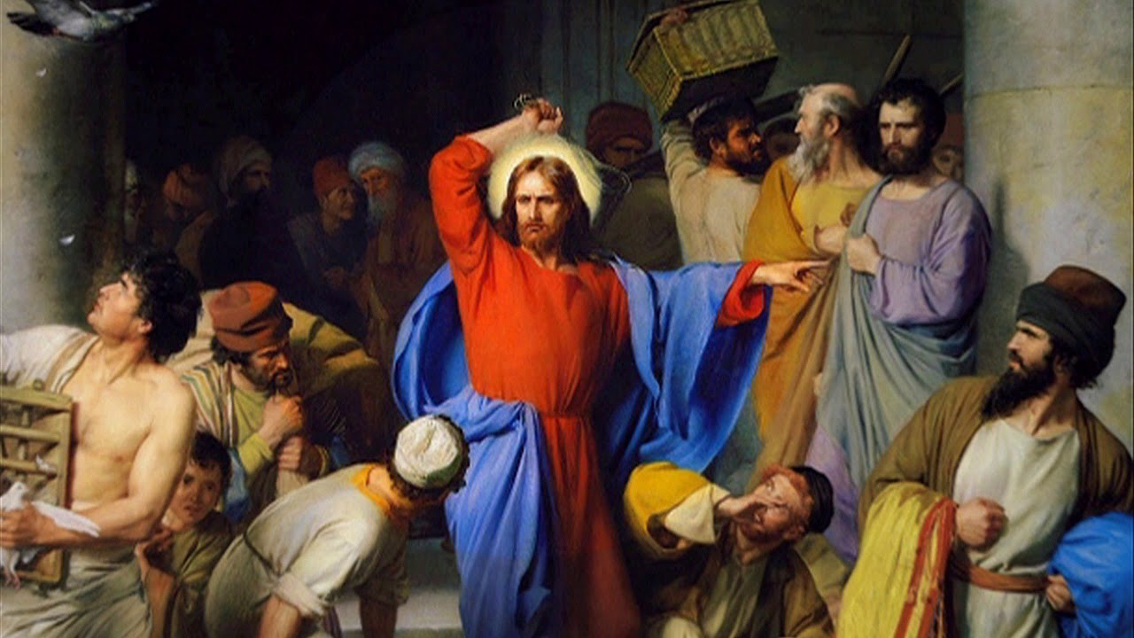 Kết quả hình ảnh cho jesus in the temple