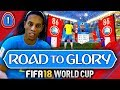 FIFA 18 WORLD CUP ROAD TO GLORY #1 - HOW TO START FUT 18 WORLD CUP!