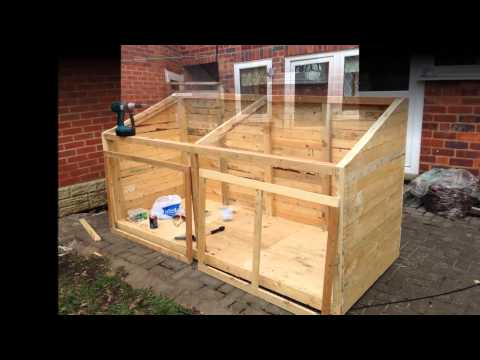 Pallet Shed Video