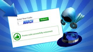 *MARCH 2019* WORKING ROBLOX PROMO CODES!