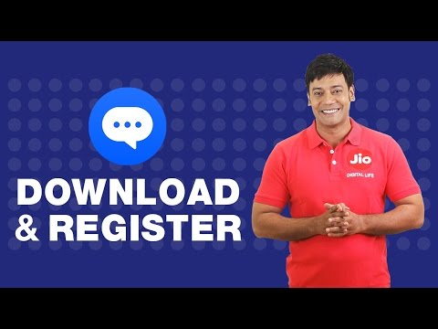 Jio Chat - How To Download And Install Jio Chat App | Reliance Jio