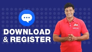 Jio Chat - How to Download and Install Jio Chat App   Reliance Jio