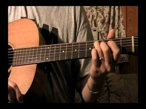 Adam Cord Softly and Tenderly tapping guitar arrangement