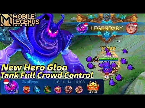 New Hero Gloo