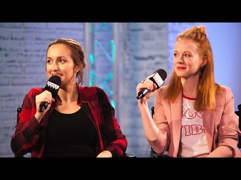 Zoe Boyle On Playing Deaf For A  In Witless