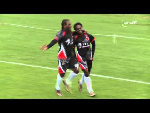 2016 OFC CHAMPIONS LEAGUE   AMICALE FC vs SOLOMON WARRIORS