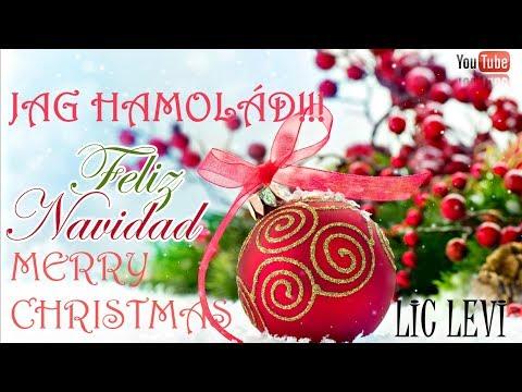 El canal de LicLevi os desea una Feliz Navidad!! | Merry Christmas!! | Jag HaMolád Saméaj!!