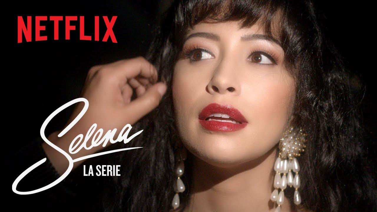 Selena: La Serie   Detrás del momento: Como la flor   Netflix