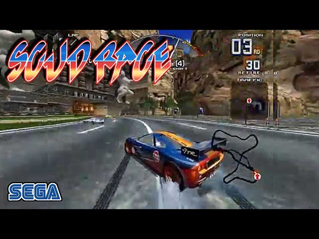 Scud Race - Advanced Stage (1st)