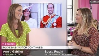Royal Baby Chaos, Comic-Con Inside Scoop, and More on POPSUGAR Live!