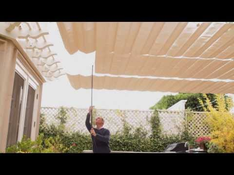 How to Make Shade on Your Patio   eHow