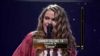 Rising Star - Summer Collins Sings