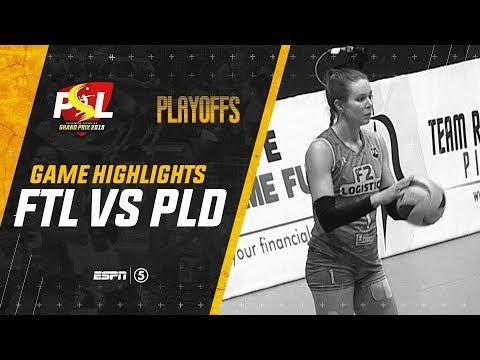 Semifinals - Highlights: F2 Logistics vs. PLDT Home Fibr   PSL Grand Prix 2019 thumbnail