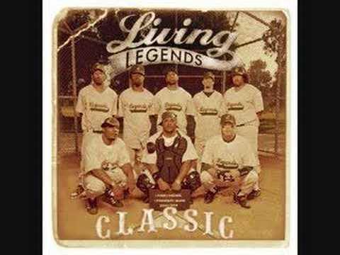 living legends - never fallin