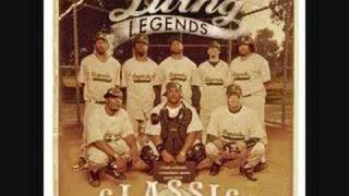 living legends - never fallin
