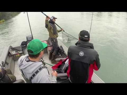 2016 AIH Salmon Classic on Alaska's Kenai River