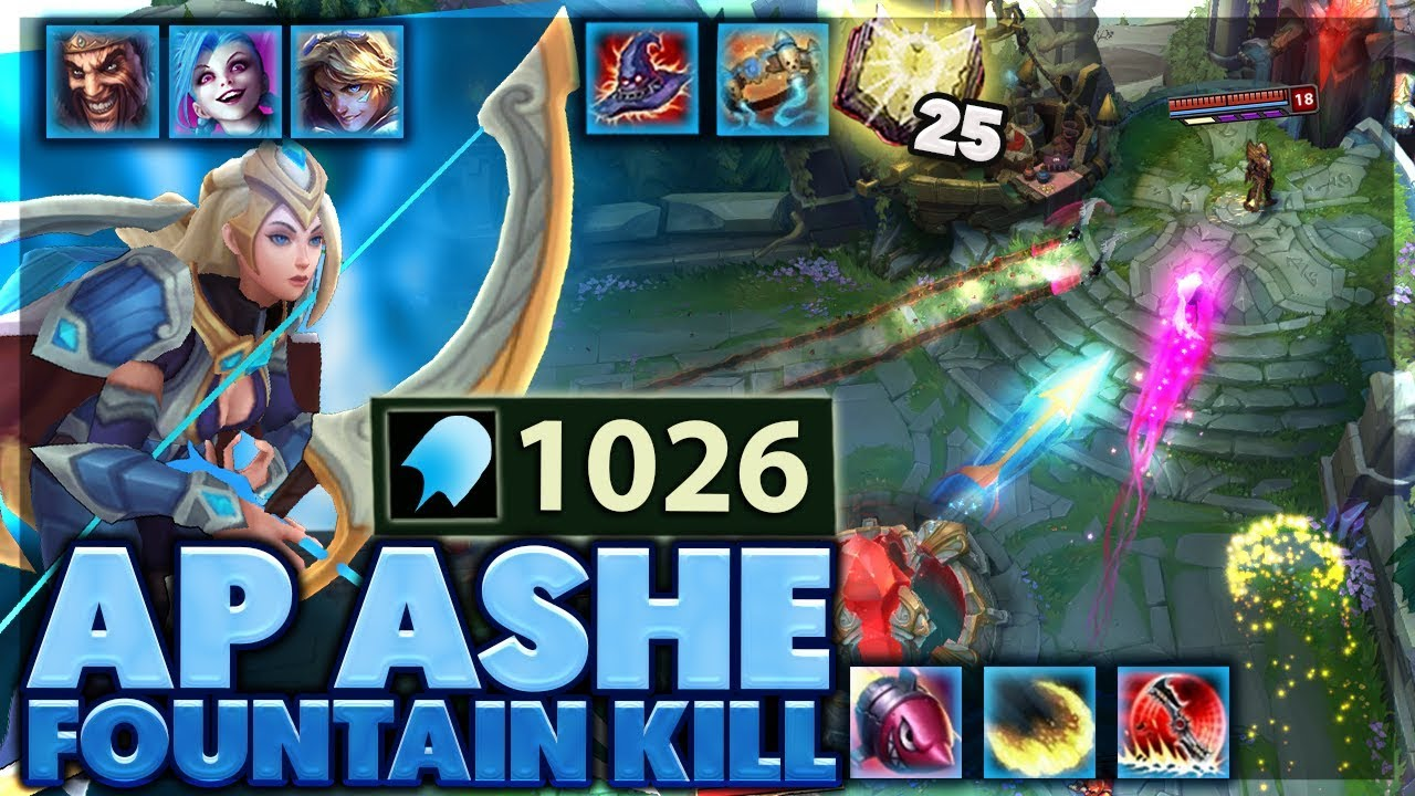 Ashe Best Build