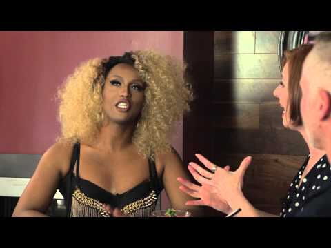Diving Deeper - Honey Mahogany talks Drag, Banishment and Sex on Happy Hour! (Long Version)