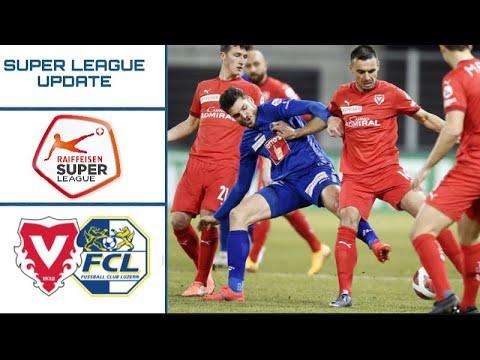 Highlights FC Vaduz vs. FC Luzern | 17. Runde |Raiffeisen Super League | HD (24.02.2021)